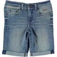 Textil Rapaz Shorts / Bermudas Name it NKMTHEO DNMTOMO Azul