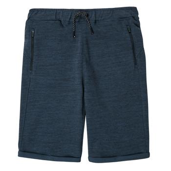 Textil Rapaz Shorts / Bermudas Name it NKMSCOTTT Marinho