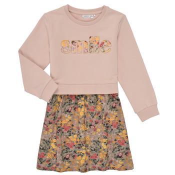 Textil Rapariga Vestidos curtos Name it NMFBADA Cinza