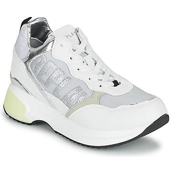 Sapatos Mulher Sapatilhas Replay COMET Branco