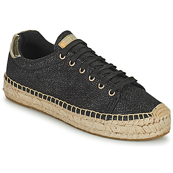 Sapatos Mulher Sapatilhas Replay NASH Preto