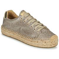 Sapatos Mulher Sapatilhas Replay NASH Bronze / Ouro