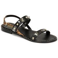Sapatos Mulher Sandálias Replay NAIROBI Preto