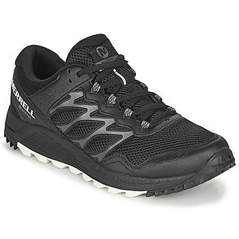 Sapatos Homem Multi-desportos Merrell WILDWOOD GTX Preto