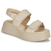 Sapatos Mulher Sandálias Vagabond Shoemakers COURTNEY Bege