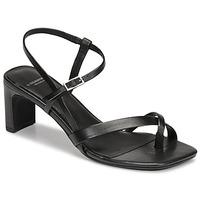 Sapatos Mulher Sandálias Vagabond Shoemakers LUISA Preto
