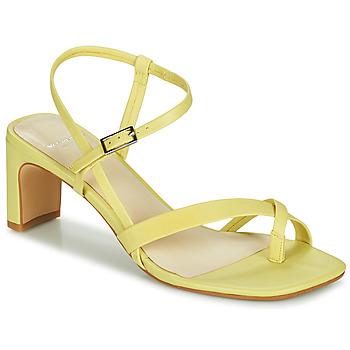Sapatos Mulher Sandálias Vagabond Shoemakers LUISA Amarelo
