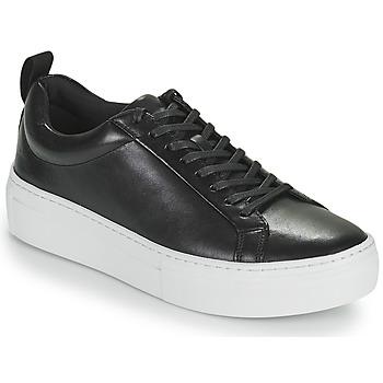 Sapatos Mulher Sapatilhas Vagabond Shoemakers ZOE PLATFORM Preto