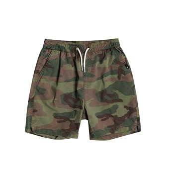 Textil Rapaz Shorts / Bermudas Quiksilver TAXER WS Cáqui