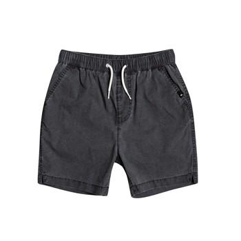 Textil Rapaz Shorts / Bermudas Quiksilver TAXER WS Preto