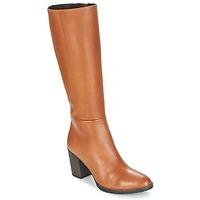 Sapatos Mulher Botas Betty London ISME Camel
