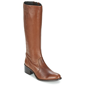 Sapatos Mulher Botas Betty London IROIN Camel
