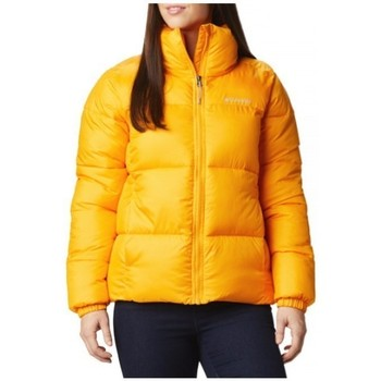 Textil Mulher Quispos Columbia Puffect Jacket Amarelo
