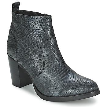 Sapatos Mulher Botins Betty London ISSOR Preto