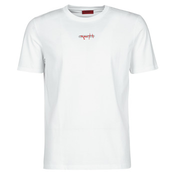 Textil Homem T-Shirt mangas curtas BOSS DURNED Branco