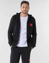 Textil Homem Sweats HUGO DAPLE Preto