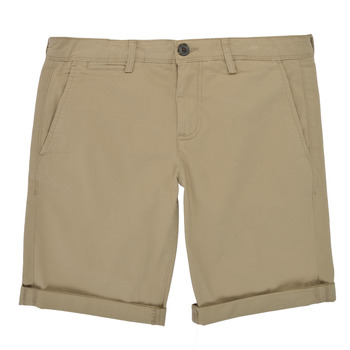 Textil Rapaz Shorts / Bermudas Teddy Smith SHORT CHINO Bege