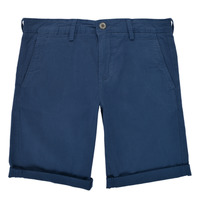 Textil Rapaz Shorts / Bermudas Teddy Smith SHORT CHINO Azul