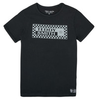 Textil Rapaz T-Shirt mangas curtas Teddy Smith T-VANY Preto
