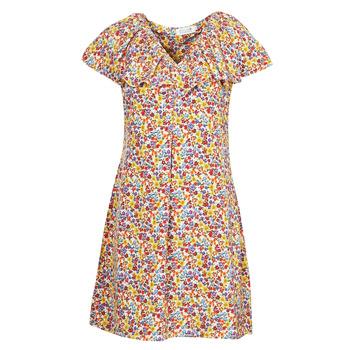 Textil Mulher Vestidos curtos Molly Bracken P1387E21 Bege