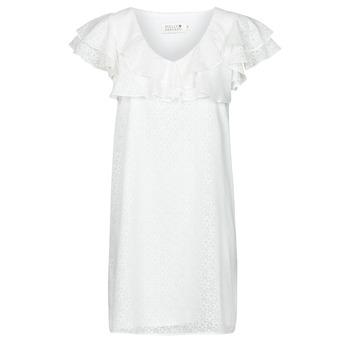 Textil Mulher Vestidos curtos Molly Bracken LA700E21 Branco