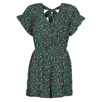 Textil Mulher Macacões/ Jardineiras Molly Bracken N91BP21 Marinho