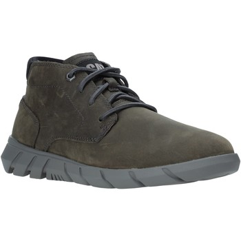 Sapatos Homem Botas baixas Caterpillar P723663 Cinzento