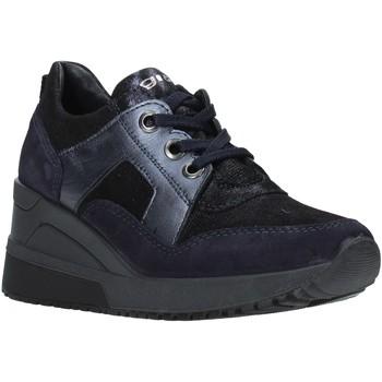 Sapatos Mulher Sapatilhas IgI&CO 4143111 Azul
