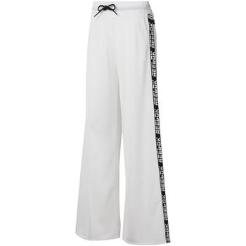 Textil Mulher Calças de treino Reebok Sport DU4853 Branco