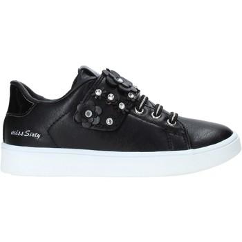 Sapatos Criança Sapatilhas Miss Sixty W19-SMS641 Preto
