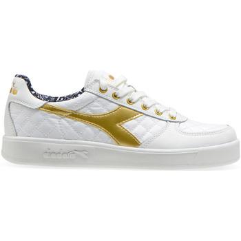 Sapatos Mulher Sapatilhas Diadora 501.175.495 Branco