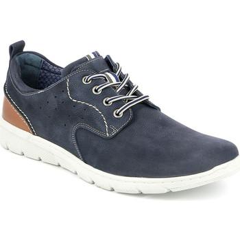 Sapatos Homem Sapatilhas Grunland SC4522 Azul