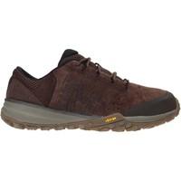 Sapatos Homem Sapatilhas Merrell J33371 Castanho