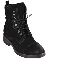 Sapatos Mulher Botins Mally 5038 Preto