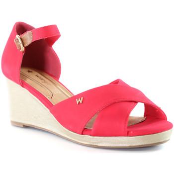 Sapatos Mulher Sandálias Wrangler WL01520A Rosa