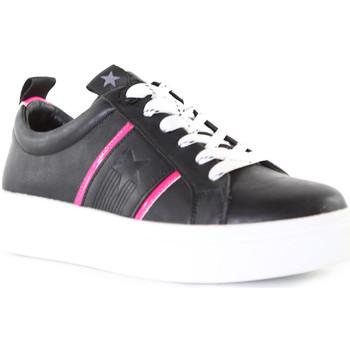 Sapatos Mulher Sapatilhas Wrangler WL01600A Preto