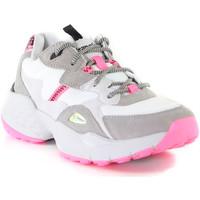 Sapatos Mulher Sapatilhas Wrangler WL01650A Cinzento