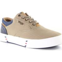 Sapatos Homem Sapatilhas Wrangler WM01001A Bege