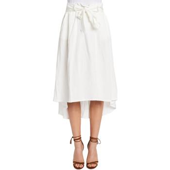 Textil Mulher Saias Gaudi 011FD75012 Branco
