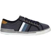 Sapatos Homem Sapatilhas Wrangler WM91103A Azul