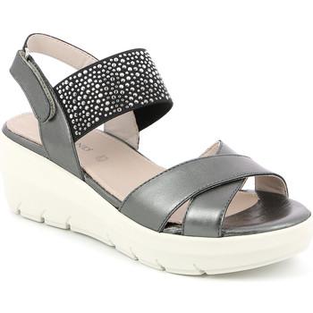 Sapatos Mulher Sandálias Grunland SA1880 Preto