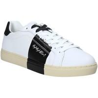 Sapatos Homem Sapatilhas Byblos Blu 2UA0002 LE9999 Preto