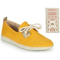 Sapatos Criança Sapatilhas Armistice STONE ONE Amarelo