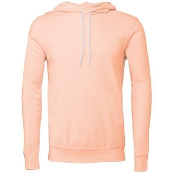 Textil Sweats Bella + Canvas CV3719 Peach