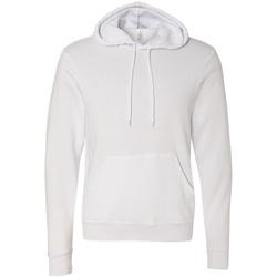 Textil Sweats Bella + Canvas CV3719 Branco