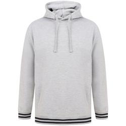 Textil Sweats Front Row FR841 Heather Grey/Navy