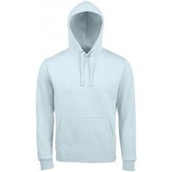 Textil Sweats Sols 02991 Azul-creme