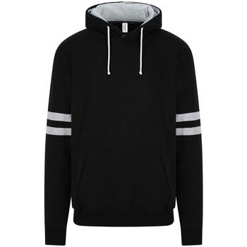 Textil Sweats Awdis JH103 Negro profundo/Cinza de couro
