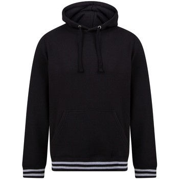 Textil Sweats Front Row FR841 Preto/Couro Cinza