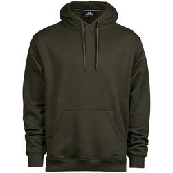Textil Homem Sweats Tee Jays T5430 Azeitona escura